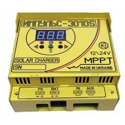 MPPT Контроллер заряда Леотон ИМПУЛЬС-3010S 12V